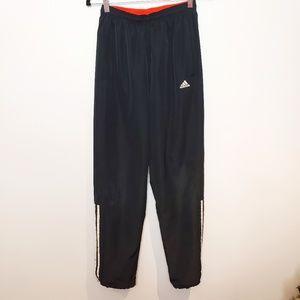 Adidas Swishy Cuffed Ankle Pant Size Small